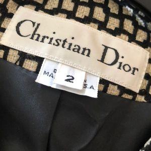 Christian Dior Blazer
